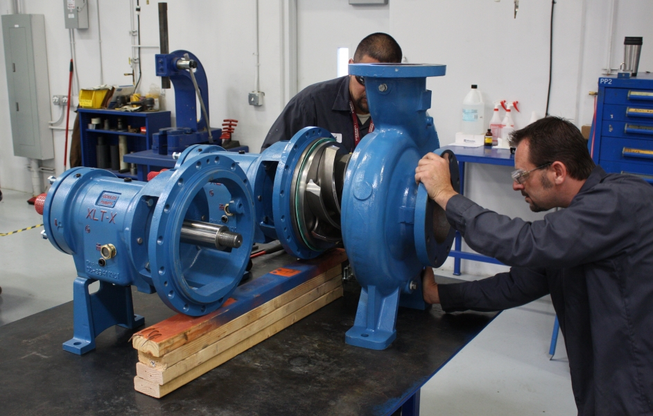 Pressure pump Services in Bangalore India